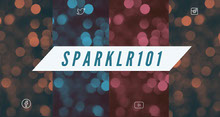 Multicolored Bokeh Twitch Banner Twitch-Banner