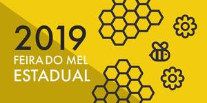 2019<BR>Feira do mel <BR>estadual Tamanho de imagem do Facebook