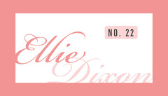pink border lgbt wedding place card Frame