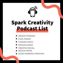 podcast Instagram post  Designer