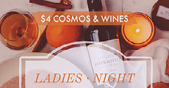 Ladies · Night Ladies Night Out Flyer