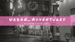 Pink Banner Adventure Channel Youtube Japan