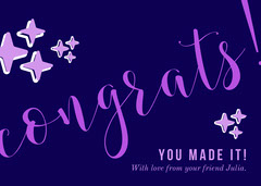 card Congratulation