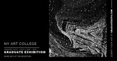 Greyscale Abstract Texture Art College Exhibition Instagram Landscape College