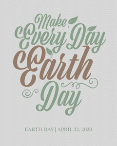 Earth Day Instagram Portrait Earth