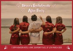 bachelorettepartyinvitation Party