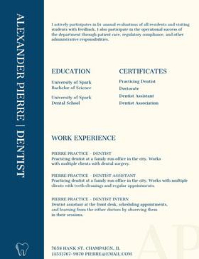 AP Currículum creativo