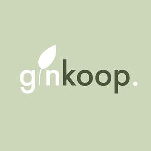 Grean Leaf Logo  Typography Logo