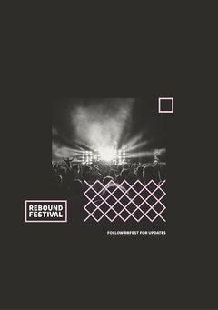Rebound festival Flyer Festival