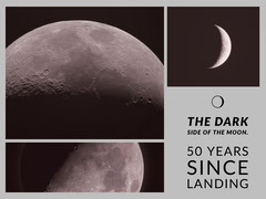 50 years since landing Space