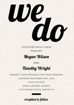 do Weddings