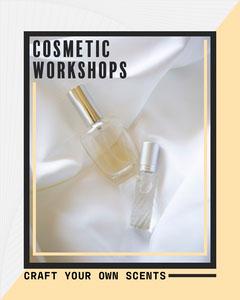 Cosmetic Workshops Instagram Portrait Crafts