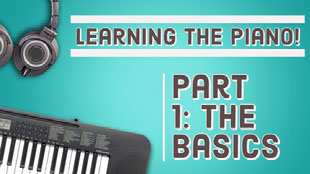 Part 1: The basics YouTube-Banner