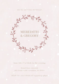 Meredith & Gregory Weddings