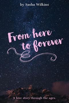 Forever Night Sky Book Cover Sky