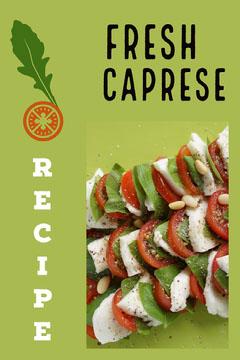 Caprese Recipes
