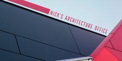 Nick's Architecture Office Architecture