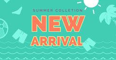 New arrival Summer