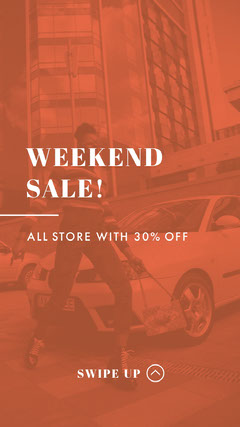 WEEKEND SALE! Sale Flyer