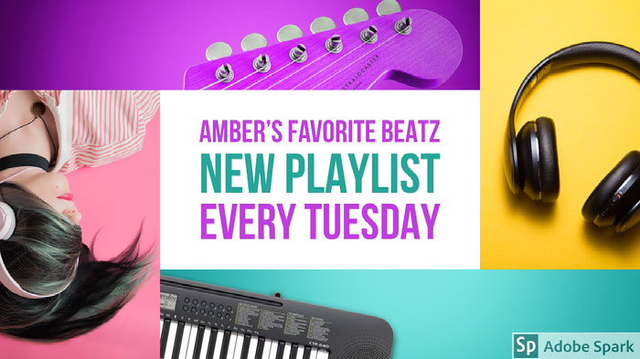 Amber's Favorite Beatz  New playlist every Tuesday  Ideas de banner YouTube