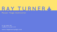 RAY TURNER Business Card