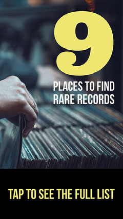 Black and Yellow Places With Rare Records List Instagram Story Instagram Story