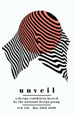 unveil poster Exhibition