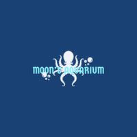 MOON'S AQUARIUM Logotipo