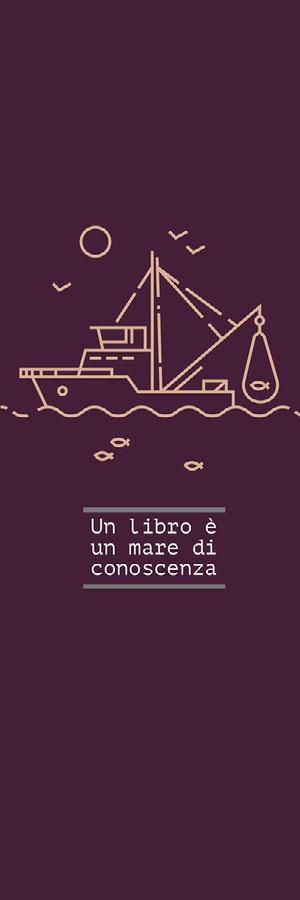 sea of knowledge bookmarks  Segnalibro