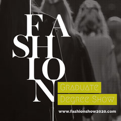 Greyscale Catwalk Typographic Style Instagram Square Fashion Show