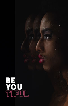 be you poster Men