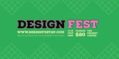 Design Fest Eventbrite Banner Event Banner