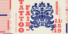 Tattoo Fair Eventbrite Tattoo Flyer