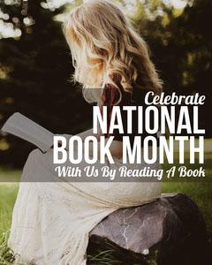 Green garden National Book Month IG Portrait Celebration