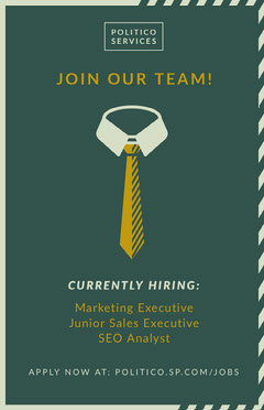 Green and Yellow Join Our Team Tie Job Poster Job Poster
