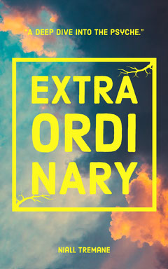Extraordinary Clouds Kindle Cover  Yellow
