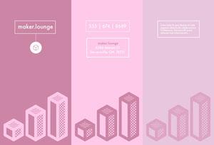 maker.lounge Folleto