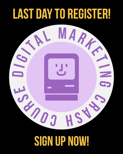 Purple Digital Marketing Course Instagram Portrait Marketing