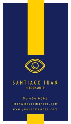 SANTIAGO JUAN Yellow