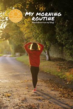 Yellow Sun Morning Routine Pinterest  Wellness