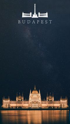 Budapest Snapchat Geofilter Sky