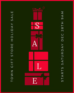 Red Gifts Holiday Sale Igportrait Holiday Sale