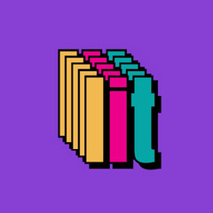 lit instagram  Purple