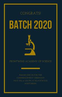 BATCH 2020