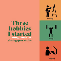 hobbies instagram  Workout