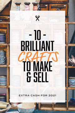 Black and Orange Crafts to Sell Pinterest Post Crafts