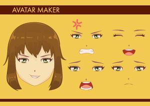 Anime Female Avatar Maker Avatar