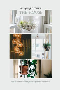 White With Photos House Design Social Post Decor