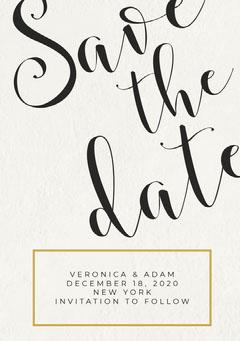 Save Weddings