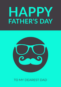 Happy Father's Day Holiday